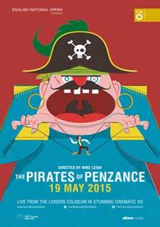 The Pirates of Penzance - LIVE - English National Opera