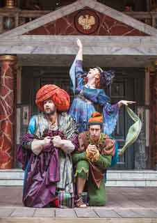 The Comedy of Errors - Shakespeare's Globe On Screen