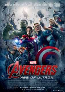 3D The Avengers: Age of Ultron
