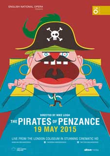 The Pirates of Penzance (Encore) - English National Opera