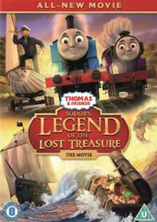 Thomas and Friends: Sodor's Legend of the Lost Treasure