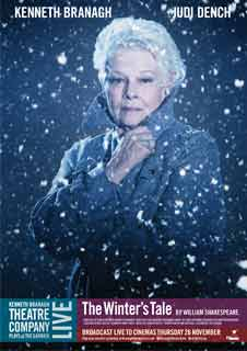 The Winter's Tale - Live - Kenneth Branagh Theatre Company's 2015/2016 Season